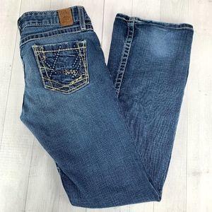 BKE Buckle Stella Jeans Low Rise Boot Cut Bootcut